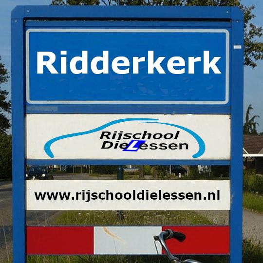 rijles in Ridderkerk